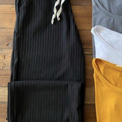Pantalón Morley Negro