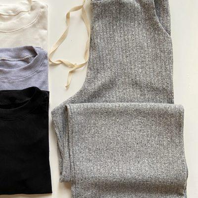 Pantalón de Morley Gris