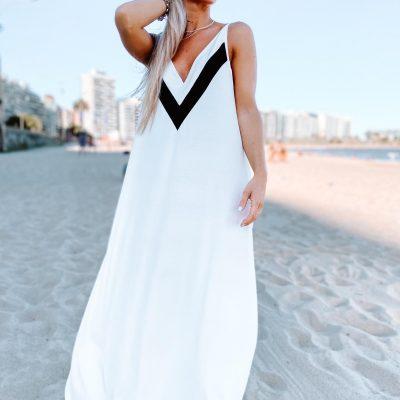 Vestido Manhattan White