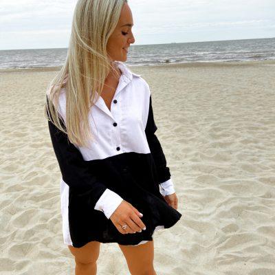 Camisas Lino Black & White